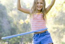 Hula Hoop-Dance for Kids