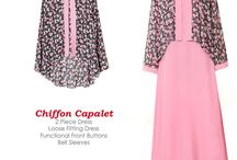 abaya pink