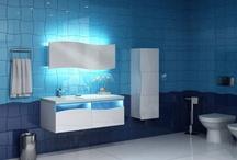 Banyo Dolapları / En şık banyo dekorasyonları için özel banyo dolapları Show Mobilya'da.