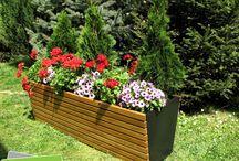 Žardinjere za cveće - planters, flowerpots