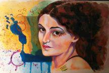 dipinti e ritratti