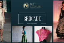 Brocades in Wardrobe!