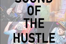 Sound Of The Hustle / An original mixtape series featuring the best in DJ's and producers from around the nation.  http://indiehustle.com/sound-of-the-hustle-mr-horror/