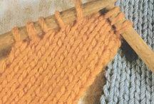Knitting lessons/Breilesse