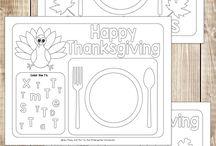 Kinder - Thanksgiving