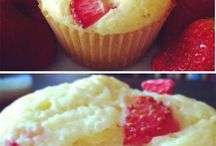 cup cakes dulces.