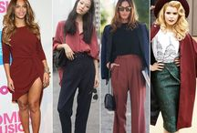 Moda / Tudo sobre moda! #fashion #style #looks