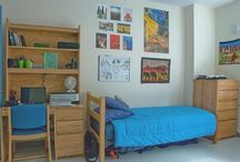 college decor