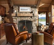 Montana Residence / Montana Residence Worked In Collaboration With North Fork Builders of Montana, Inc