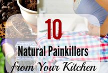 Home remedies / They are all in the kitchen