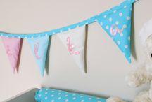 Imienne dekoracje do pokoju Twojego dziecka
