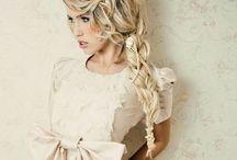 Frisuren * Brautfrisuren / Inspirationen rund um die Frisurengestaltung zu verschiedenen Anlässen. Inspirations for different hair styles and bridal hair style.
