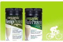 Organic & Vegan Proteins