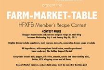 "Halifax Food Bloggers ""FARM - MARKET - TABLE"" Recipes!"