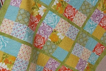 Quilt Inspiration / by AJ (TheQuiltingPot)