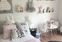 My girls room