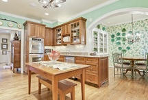 Kitchen / by Kaitlyn Garbett