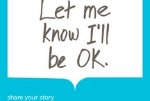 Mental Health is All Our Stories / De-stigmatizing mental health one story at a time.