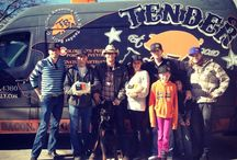 The Tender Belly Crew / Get to know the people behind Tender Belly and our amazing customers!