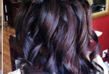 Wedding Hair Ideas / by Brandi Carnes
