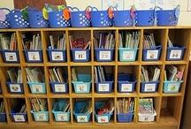 Classroom Organization / Classroom organization ideas