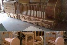 Møbler interiør barn