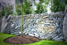 Stone - gabion