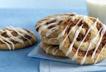 Μπισκότα κανέλας αφράτα στροβιλιστά / Πεντανόστιμα και αφράτα μπισκότα κανέλας στροβιλιστά