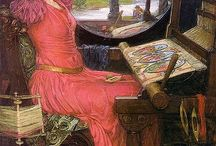 ART - Pre-Raphaelite Style