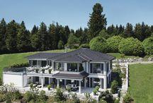 Eine Traum-Villa in der Schweiz / WeberHaus Villa