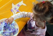 School: Preschool crafts