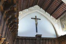 Kerken & Kloosters Tarragona / Kerken, kapellen, kloosters en kathedralen in de Catalaanse provincie Tarragona en soms daarbuiten.
