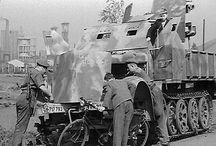 Sd Kfz 7/1 Armored Cab