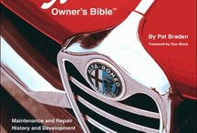 Alfa Romeo Car Repair & Service Manuals / The Alfa Romeo repair manuals we sell are perfect for the do-it-yourself mechanic or car restorer. We offer titles by Bentley Publishers, the classic Glenn's manual and others. They feature plenty of clear text instructions with hundreds of sharp photos that detail the part or system being worked on. This attention to detail makes them the perfect addition to your tool box.