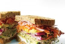 Sandwiches / by Monica Nazelrod