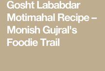 Monish Gujral Recipes