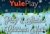 christmas music / by cheryl chenoweth