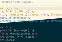 Code Color Schemes / Color schemes for IDEs, terminals, etc. / by Christopher Su