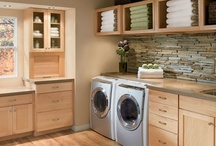 Laundry Room ♡ / by Melissa Kreamalmeyer