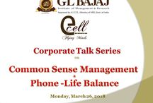 E-Cell Flying Minds is organizing Special Session on 'Common Sense Management