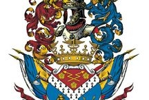 Coat of Arms | Герб / We develop a family and corporate coats of arms, monograms, logos. This category contains our coat of arms.
