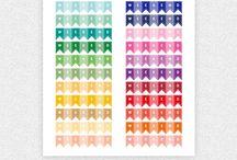 Stickers para comprar (listos e imprimibles)