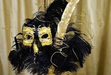 masquerade party ideas / by Mandy Perilloux