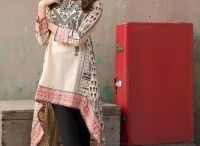 Beautiful Pakistani Lawn suits and Kurtis / Pakistani Lawn suits, Traditional Kurtis, Beautiful designs
