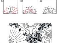 Zentangles / Paint ideas