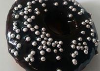 Dark Chocolate donut