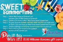 Wish Farms Sweet Summertime / #wishfarms #sweetsummertime
