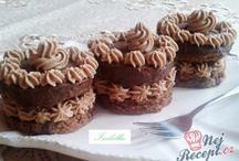 svatební dortíčky,zákusky