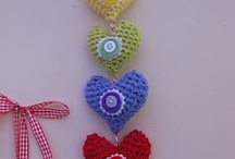 hearts and mobiles / dolls