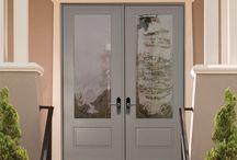 Front door / Steps